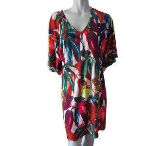 Trina Turk Multicoloured Tunic Dress 10